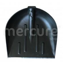 SET 10 BUCATI - LOPATA PLASTIC ZAPADA 410 X 400 MM