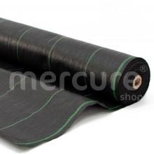 PLASA ANTIBURUIENI 1.5 x 100 M, NEGRU, 100 G/MP