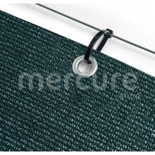 PLASA VERDE GARD, CU INELE, 100% GU - 2.0 x 10 M, VERDE, 120 g/mp