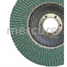 SET 5 BUCATI - DISC SLEFUIRE INOX - 125 x 22.23 MM